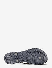 Ilse Jacobsen - FLIPFLOP WITH GLITTER - teenslippers - grey - 10