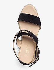 Ilse Jacobsen - High heel espadrilles - espadrilles mit absatz - black - 3