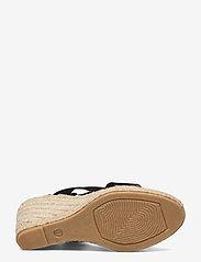 Ilse Jacobsen - High heel espadrilles - espadrilles mit absatz - black - 4