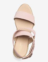 Ilse Jacobsen - High heel espadrilles - højhælede espadrillos - pale blush - 3