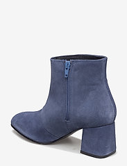 Ilse Jacobsen - SUEDE ANKLE BOOT - talon haut - submarine - 2