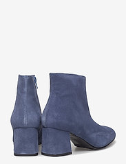 Ilse Jacobsen - SUEDE ANKLE BOOT - talon haut - submarine - 4