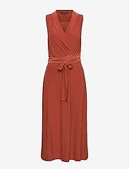 Ilse Jacobsen - Dress - cocktailkjoler - redwood - 0