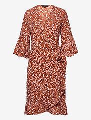Ilse Jacobsen - Dress - sommerkjoler - redwood - 0