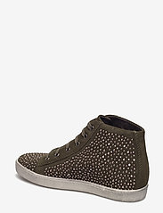 Ilse Jacobsen - SNEAKER HIGH TOP - baskets montantes - 410 army - 2