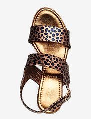 Ilse Jacobsen - WEDGES - sandales à talons - light chestnut - 3