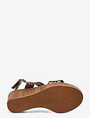Ilse Jacobsen - WEDGES - sandales à talons - light chestnut - 4