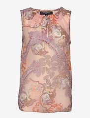 Ilse Jacobsen - TOP - blouses sans manches - coral blush - 0