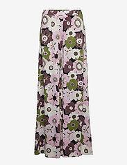 Ilse Jacobsen - PANTS - wide leg trousers - lavender pink - 0