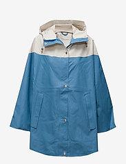 Ilse Jacobsen - RAIN PONCHO - manteaux de pluie - regatta milk creme - 0