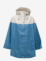 Ilse Jacobsen - RAIN PONCHO - manteaux de pluie - regatta milk creme - 1