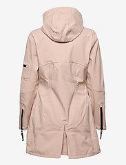 Ilse Jacobsen - 3/4 RAINCOAT - manteaux de pluie - adobe rose - 2
