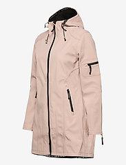 Ilse Jacobsen - 3/4 RAINCOAT - manteaux de pluie - adobe rose - 3