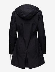 Ilse Jacobsen - HIP-LENGTH SOFTSHELL RAINCOAT - manteaux de pluie - indigo - 2