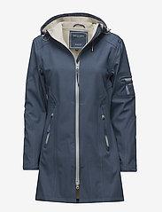 Ilse Jacobsen - RAIN07B - rainwear - 691151 blue rock - 0