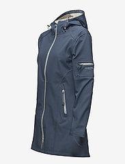 Ilse Jacobsen - RAIN07B - rainwear - 691151 blue rock - 3