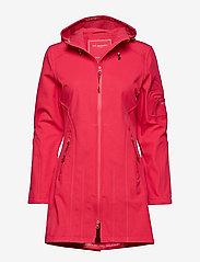 Ilse Jacobsen - RAIN07B - regntøj - warm pink - 0