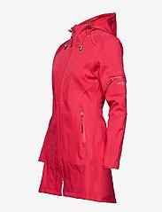 Ilse Jacobsen - RAIN07B - regntøj - warm pink - 2