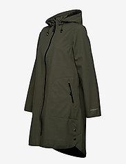 Ilse Jacobsen - Raincoat - regntøj - army - 5