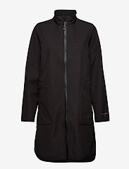 Ilse Jacobsen - Raincoat - regnjakker - black - 2