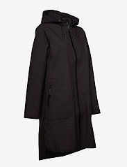 Ilse Jacobsen - Raincoat - regnjakker - black - 6