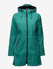 Ilse Jacobsen - Rain - rainwear - 490 viridan green - 1