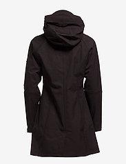 Ilse Jacobsen - Rain - regnjakker - black - 1