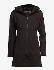 Ilse Jacobsen - Rain - regnjakker - black - 2