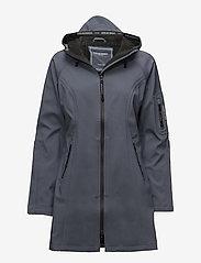 Ilse Jacobsen - Rain - regenkleding - blue grayness - 0
