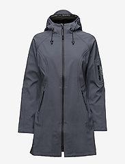 Ilse Jacobsen - Rain - rainwear - blue grayness - 1