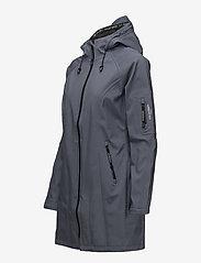 Ilse Jacobsen - Rain - rainwear - blue grayness - 2