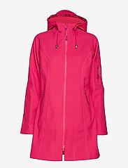 Ilse Jacobsen - Rain - rainwear - warm pink - 1