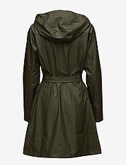 Ilse Jacobsen - RAINCOAT - manteaux de pluie - army - 4