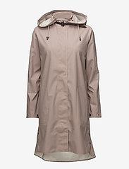 Ilse Jacobsen - RAINCOAT - manteaux de pluie - adobe rose - 1