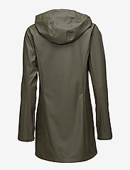Ilse Jacobsen - Raincoat - regnjakker - army - 6
