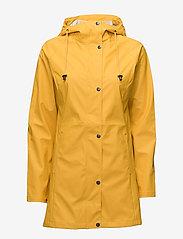 Ilse Jacobsen - Raincoat - regntøj - cyber yellow - 1