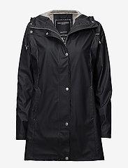 Ilse Jacobsen - Raincoat - regnjakker - dark indigo - 0