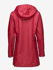 Ilse Jacobsen - Raincoat - regnjakker - deep red - 7
