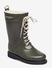 3/4 RUBBERBOOT - ARMY