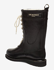 Ilse Jacobsen - 3/4 RUBBERBOOT - kalosze - black - 2