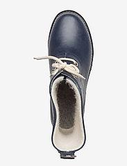 Ilse Jacobsen - SHORT RUBBERBOOT - sko - dark indigo - 3