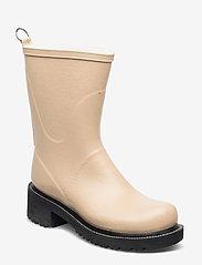 Ilse Jacobsen - 3/4 RUBBER BOOT - rain boots - 210 camel - 0
