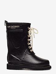 Ilse Jacobsen - KID RUBBERBOOT - bottes de pluie - black - 1