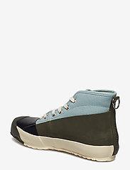 Ilse Jacobsen - RUB SNEAKER - sneakersy wysokie - army - 2