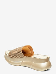 Ilse Jacobsen - SLIP-ON SANDALS - sandales - platin - 2