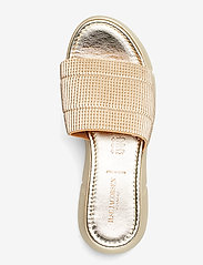 Ilse Jacobsen - SLIP-ON SANDALS - sandales - platin - 3