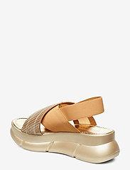 Ilse Jacobsen - SANDALS - sandales - platin - 2