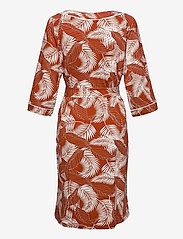 Ilse Jacobsen - Dress - hverdagskjoler - redwood - 1