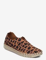 Ilse Jacobsen - Flats - slip-on sneakers - chestnut - 0
