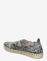 Ilse Jacobsen - Flats - slip-on sneakers - black - 2